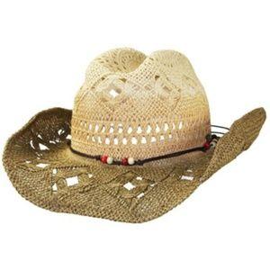 Billabong YeeHaw Cowboy Straw Hat